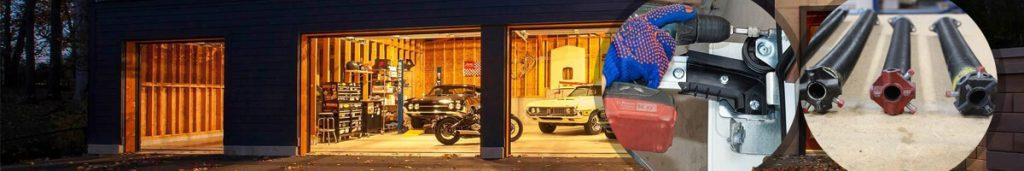 Garage Door Torsion Spring Repair Houston